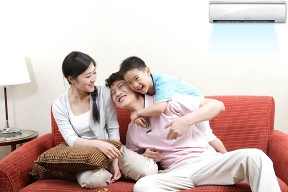 Bí quyết bảo vệ sức khỏe khi sử dụng máy lạnh